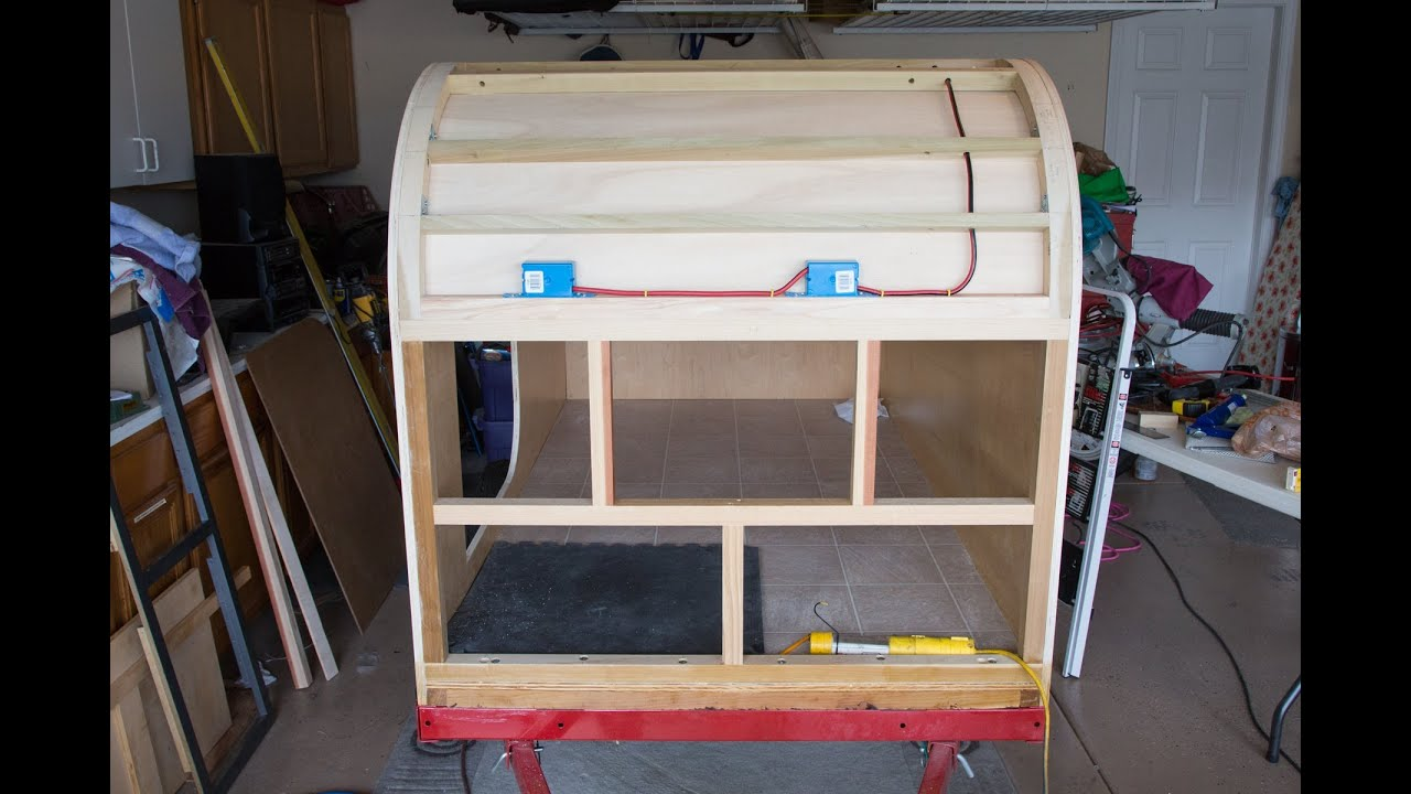 maxresdefault teardrop trailer build electrical youtube teardrop camper wiring diagram at couponss.co