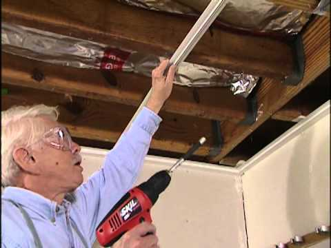 Flush Mounted Ceiling System Ceilingmax 5252 Viyoutube