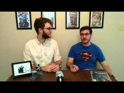Batman Endgame Spoiler Chat | Comic Chat with Gat