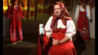 Тамбурный шов. Традиционные Русские Промыслы и Ремесла.