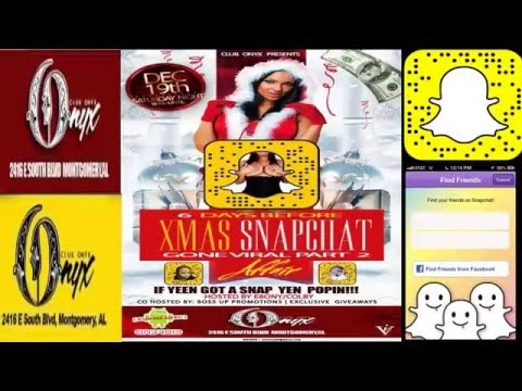 XMAS SNAPCHAT GONE VIRAL PART 2 AFFAIR