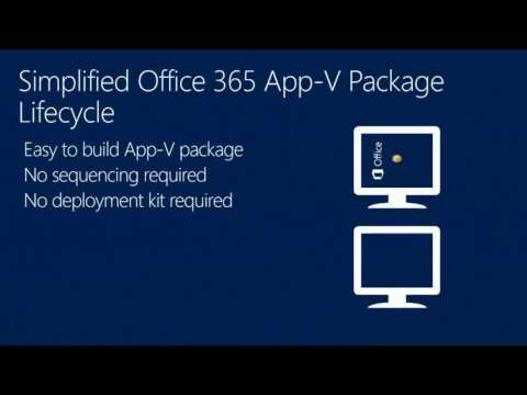 TechEd Europe 2013 Microsoft Application Virtualization 5 0 and Microsoft Office Better Together