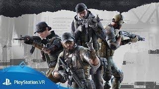 Firewall Zero Hour | Gameplay Trailer | PlayStation VR