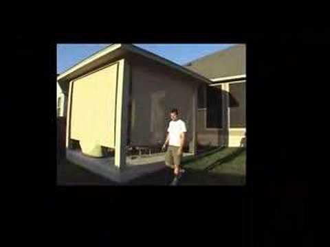 coolaroo exterior roller shade installation instructions