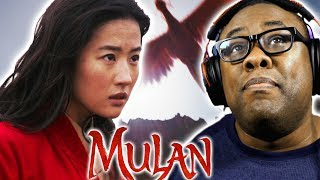 MULAN 2020 Movie Trailer Reaction & Thoughts | Black Nerd