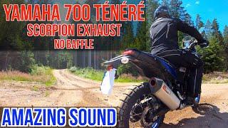 Yamaha 700 Ténéré 2020 Scorpio…