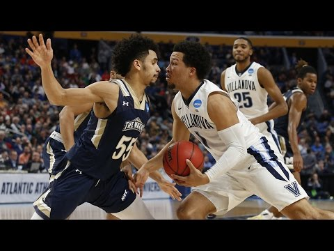 Mount St. Mary's vs. Villanova: Game Highlights
