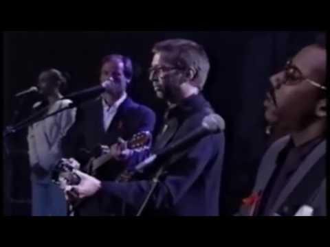 Eric Clapton @ The 1992 MTV VMAs