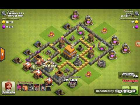 Base Coc Th 5 Terkuat 5