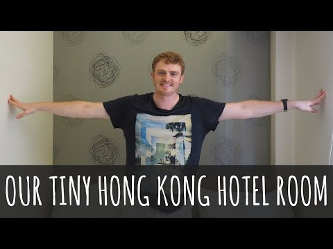 Hong Kong Hotel Room Tour