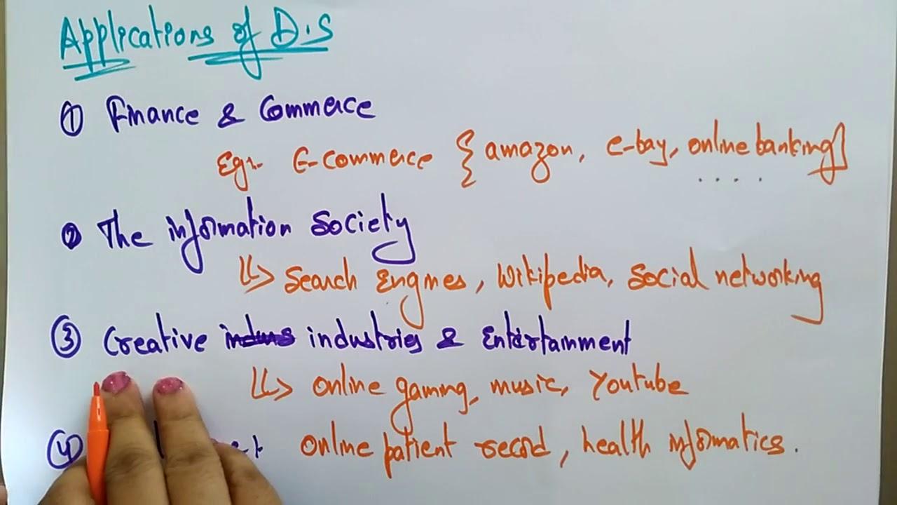 applications of distributed system | lec-3 | Bhanu Priya