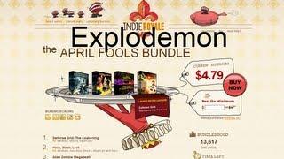 Indie Royal Showcase: Explodemon