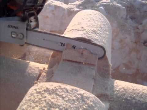 видео: Как строить дом из бревна №2 (Чаша)