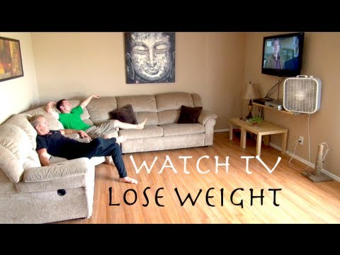 Lose a TON of Weight While Watching TV with This Secret!