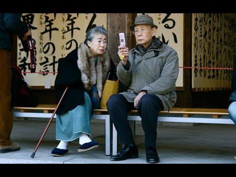 TkyoRants:  Growing Old In Japan