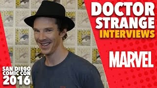 Doctor Strange from Hall H at San Diego Comic-Con 2016