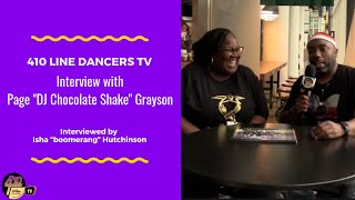 "Ep 33: Interview with Page ""DJ Chocolate Shake"" Grayson, Indianapolis IN"