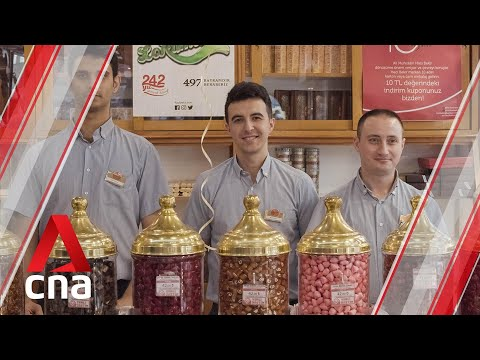 This 240-year-old sweet shop in Istanbul makes Turkish Delights fit for a King | Remarkable Living