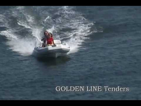 Надувные лодки Grand Marine Golden Line Tenders