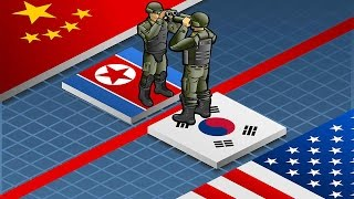 Kuzey Kore İLE Güney Kore Arasındaki Şaşırtıcı Farklar