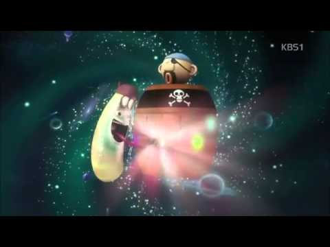 laHoạt hình Larva NEW- 2 con sâu vui nhộn - Bay trong thiên hà - cười chảy  nước mắt - timemart.vn