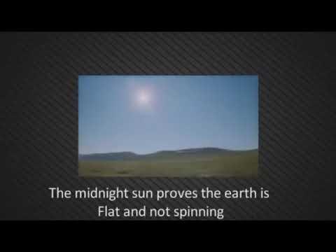 How The Sun Works On The Flat Earth  thumbnail