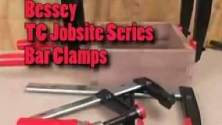 Bessey струбцина серия TC в работе(, 2010-10-09T07:34:53.000Z)