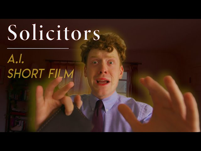 Solicitors | A.I. Written Short Film