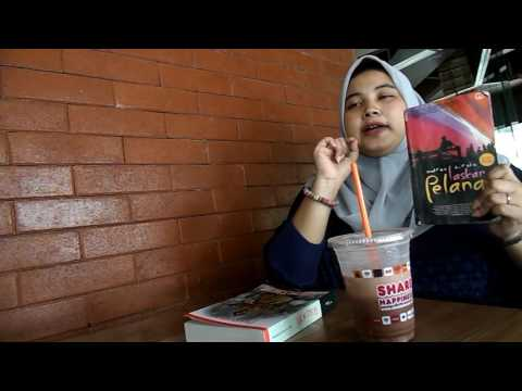 Review novel Laskar Pelangi- Booktalk Project