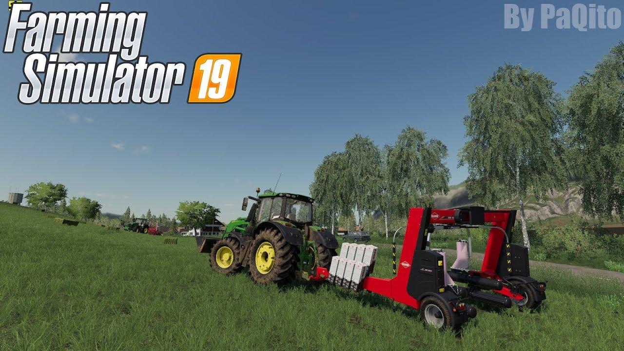 Nowa Przygoda! || Farming Simulator 19 ||