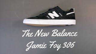 The New Balance Jamie Foy #306…