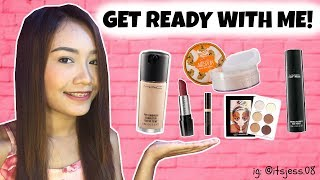 MAKEUP TUTORIAL x GET READY WITH ME!