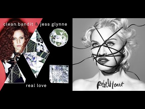 Living For Real Love (Mashup) - Clean Bandit x Madonna x Jess Glynne