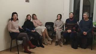 Отзыв об обучении психотерапевтической кинезиологии инструктор Оля Попельницкая