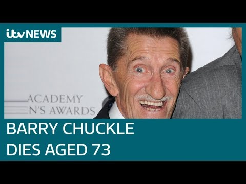 Comedy veteran Barry Chuckle of the Chuckle Brothers dies aged 73   ITV News