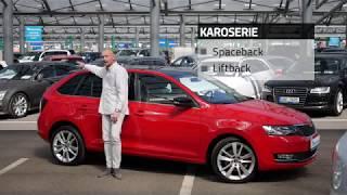 Recenze Škoda Rapid