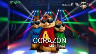 Corazón I Alvin y las ardillas thumbnail