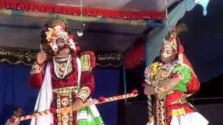 Yakshagana -- KarNa parva - 6