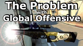 There's a Problem with CS:GO