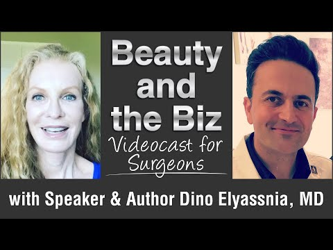 Videocast with Speaker & Author Dino Elyassnia, MD