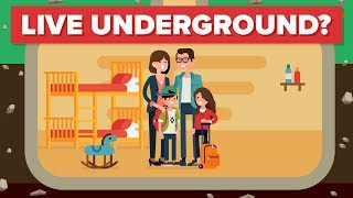 could you survive living underground forever
