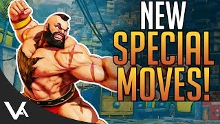SFV - Free Monthly Costume! New UI, Ending Comics & More For Street Fighter 5 Arcade Edition
