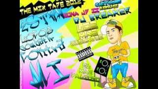 Hace Tiempo Mix Zion y Lennox Ft Dj Breaker