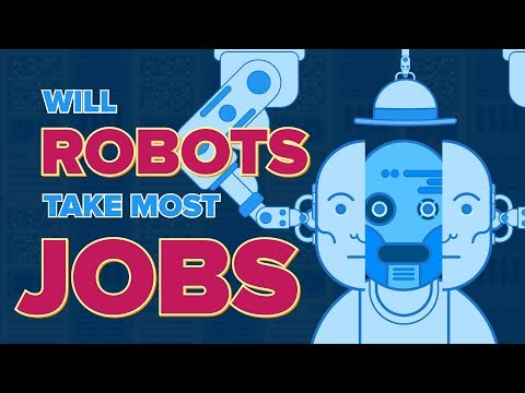 Will Robots Replace Humans And Take Our Jobs? | MONSTER BOX