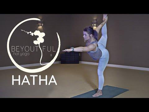 HATHA 🙏beyoutiful HOT YOGA at Home