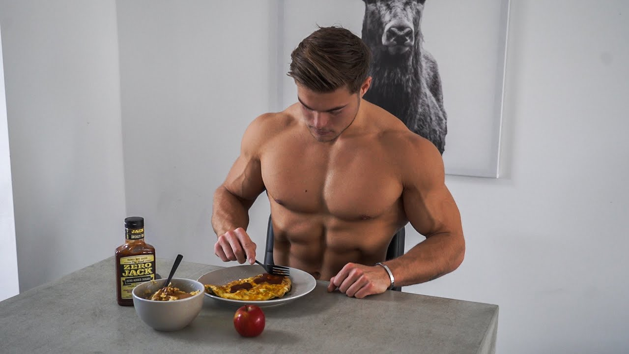 Download WHAT I EAT EVERY MORNING TO LOSE FAT ON A CUT