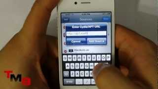 hOW TO TETHER YOUR iPHONE FREE!!! PDANET