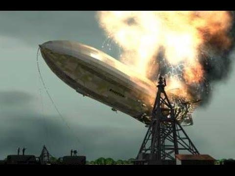 Hindenburg-El fin de una Era