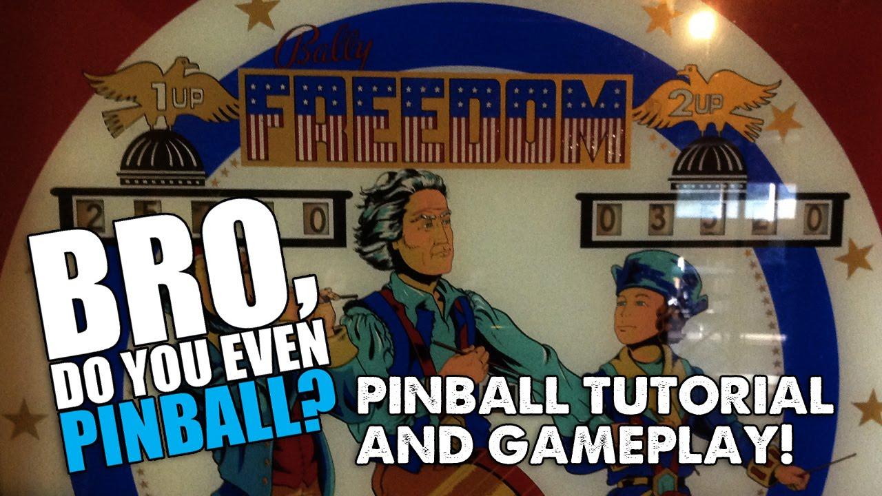 Freedom pinball (Bally 36d7fc6fced