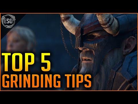 Top 5 Grind Tips for The Elder Scrolls Online - Greymoor Chapter